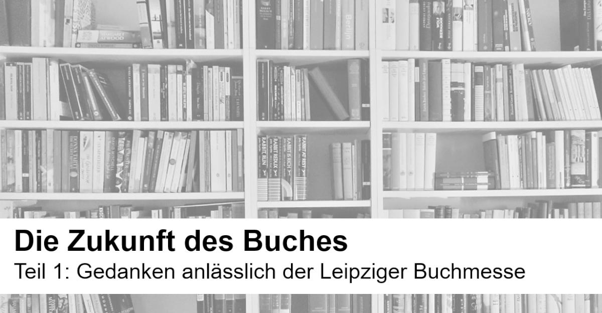 Zukunft des Buchhandels - Beitragsbild